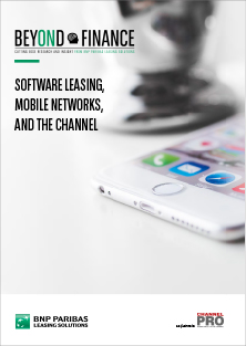 Software leasing, mobile networks, and the channel