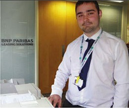 BNP Paribas Leasing Solutions, Bristol, UK