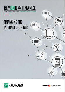 Beyond Finance - The subscription economy - Financing the Internet of Things