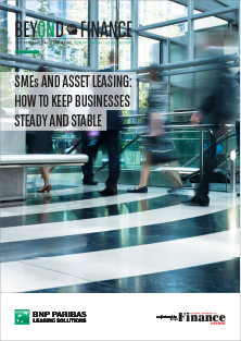 Beyond Finance - SMEs and asset leasing - how to keep businesses steady and stable