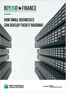 Beyond Finance - How small businesses can develop their IT roadmap