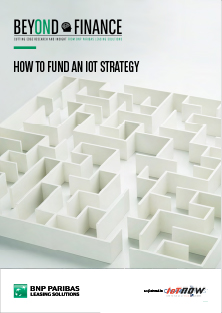 Beyond Finance - How to fund an IoT strategy