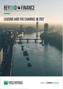 Leasing and the channel in 2017