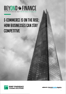 Beyond Finance - E-commerce is on the rise how businesses can stay competitive