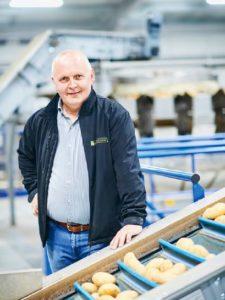 BART NEMEGHEER MANAGER DE AARDAPPELHOEVE (Agriculture) TIELT (Belgium)