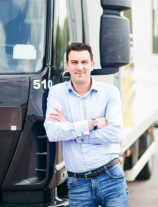 JACQUES-GHISLAIN BUREL SALES MANAGER ULS/GROUPE GSET (Goods Transportation) ROUEN (France)