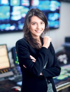 LAETITIA QUET FINANCE DIRECTOR SFR MEDIA – SFR PRESSE / NEXTRADIOTV (Media and audio-visual) PARIS (France)