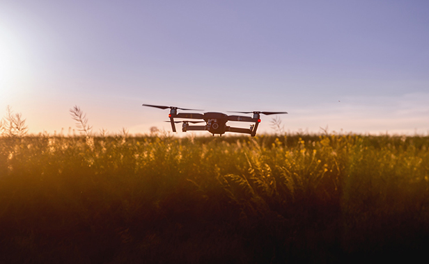 DRONES AND DATA: SHAPING FUTURE FARMING agritech