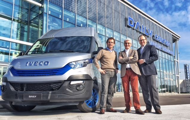 IVECO AND BNP PARIBAS LEASING SOLUTIONS JOIN FORCES TO FOSTER ENERGY TRANSITION
